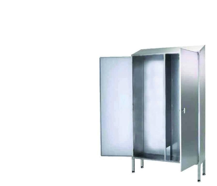 Janitoral cupboards