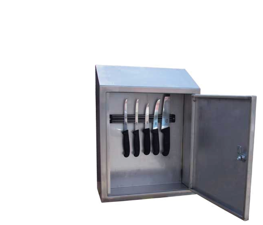 Knife cabinets