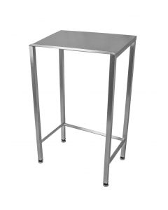 Stainless steel lectern