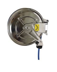 Stainless Steel Spring Driven Hose Reel