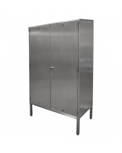 Stainless Steel Vented Cupboard