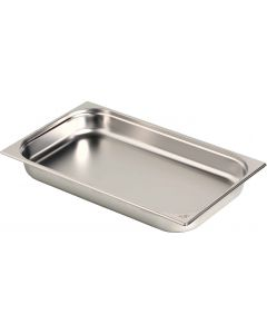 Double size gastronorm container