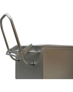 Euro tub extended safety handle