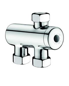 "Thermostatic mixer 1/2"" chrome"
