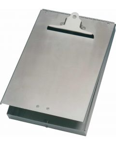 Aluminium box file