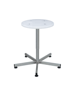 V-korr autoclave stool with feet